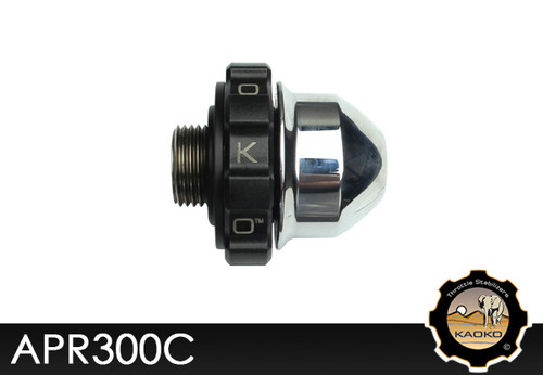 KAOKO Motorcycle Throttle Stabilzers for Moto Guzzi V7 Bellagio