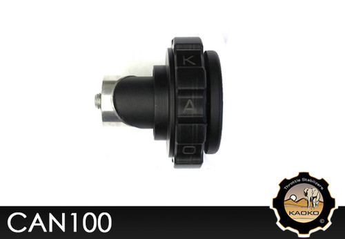 KAOKO Motorcycle Throttle Stabilzers for Can-am Spyder Roadster (- 12)