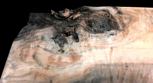 Walnut Billet WAL17c01 3 A burl