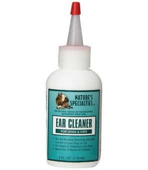 NATURES SPECIALTIES EAR CLEANER