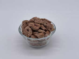 DUCK HEART SLICES (FREEZE DRIED)