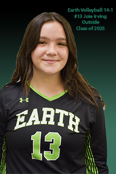 Earth Volleyball Club 14-1 #13 Jole Irving