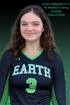 Earth Volleyball Club 17-1 #3 Madison Irving
