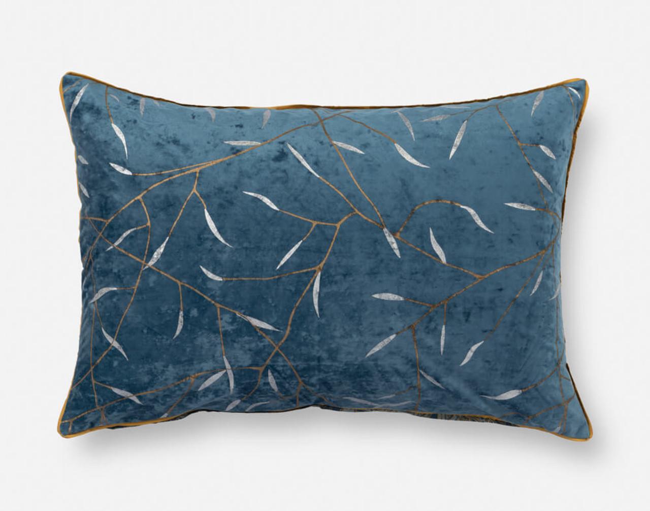 Close-up of Charisma Pillow Sham.