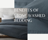 The Many Benefits of Stone Washed Bedding