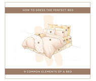 How to Dress the Perfect Bed