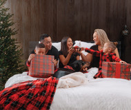 Three Holiday Looks for Your Bed