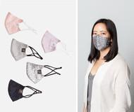 5 Benefits of our Reusable Silk Face Masks
