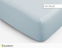 Bamboo Cotton Fitted Sheet
