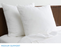 The Essential Euro Pillow Inserts can accommodate any Carlingdale or Home Republic Designer Euro Sham.