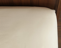 Clarence Silk Blend Fitted Sheet