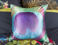 Vanitas Square Cushion Cover