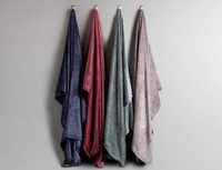 Heathered Flannel Throw
