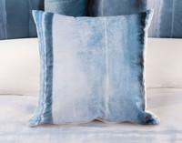 Ultramarine Square Cushion Cover