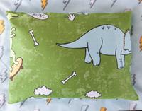Dino Roar Crib-Sized Duvet Cover Set
