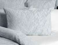 Barcelona Pillow Sham on bed
