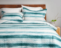 Oceanside Coverlet Set