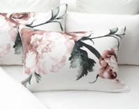 Harmony Pillow Sham on bed
