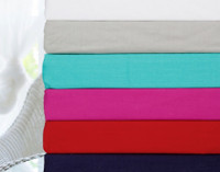 200TC Cotton Percale Fitted Sheet