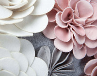 Rosa Boudoir Cushion Cover - Rose