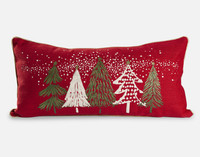 Holiday Cushion Cover - Christmas Tree