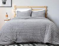 Ultra Plush Comforter Set - Taiga