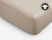 300TC Organic Cotton Fitted Sheets