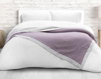 Air Cotton Blanket - Violet