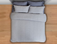 Wave Duvet Cover top view