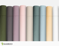 Available Bamboo Cotton sheeting options