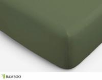 Bamboo Cotton Sheet Set - Olivine