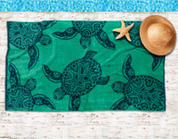 Tropic Turtle - Beach Towel