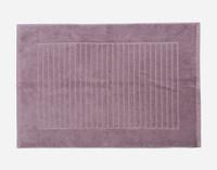 Modal Bath Mat in Lilac Ash.