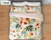 Solange Duvet Cover, top view