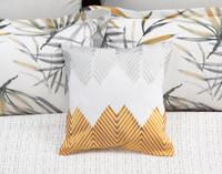 Tobago Square Cushion Cover