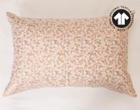 300TC Organic Cotton pillow sham in Maisel.