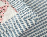 Pinwheel Cotton Quilt Set