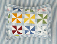 Pinwheel Cotton Quilt Set