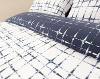 Kanoko Duvet Cover pattern close-up