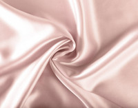 Close up of 100% Mulberry silk pillowcase material