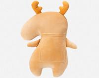 Morley Moose Cuddle Cushion Back