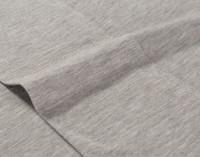 TENCEL™ Modal Jersey Sheet Set in Granite Seam Close-up