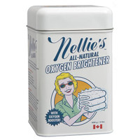 Nellie's® Oxygen Brightener is an all-natural colour brightener and stain remover.