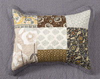 Callie Cotton Quilt Set pillow sham