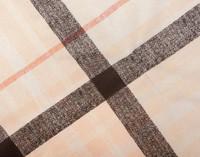 Close up of print on Levon Oversized Cotton Comforter Set