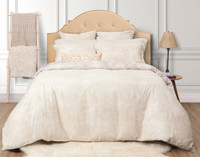 Mirasol Bedding Collection, reverse sandstone print