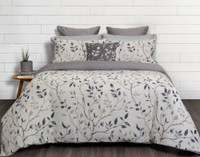Brentwood Bedding Collection on bed