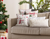 All available Holiday 2020 cushion covers.
