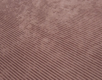 Detail view of Corduroy texture.