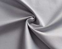 Close up of Cotton Rich Sheet Set in Silverado.